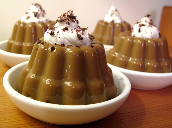 Coffee Kahlua Jello