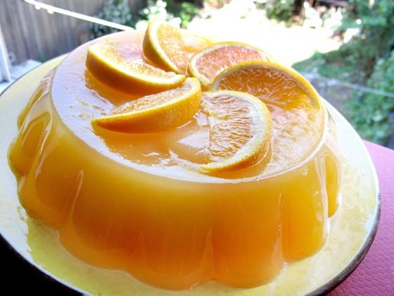 mimosa-jello