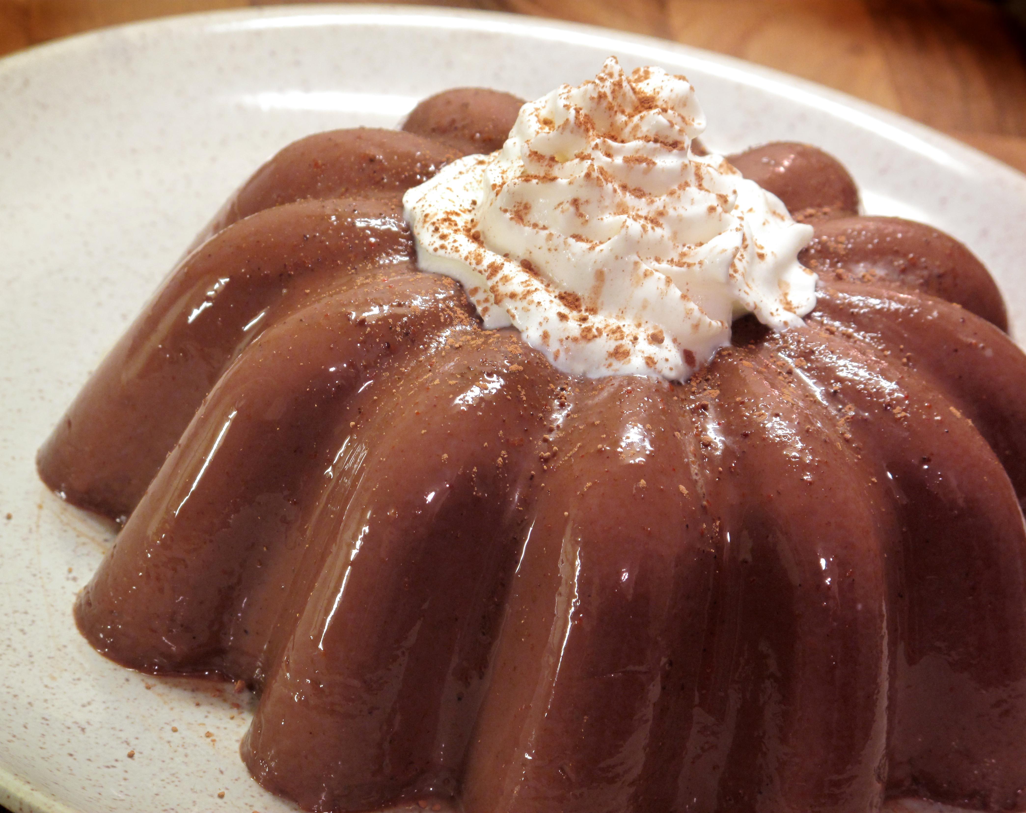 Chocolate | The Jello Mold Mistress of Brooklyn