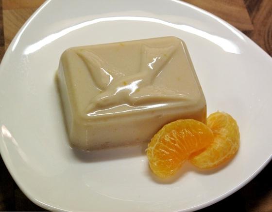 Vanilla Clementine Pannacotta