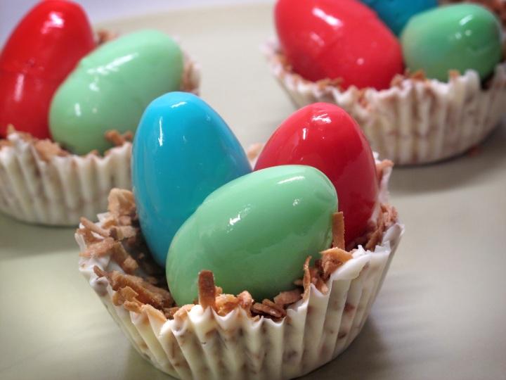 Jello Nest Eggs