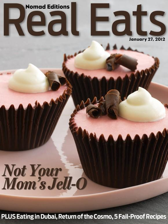 Real Eats Cover