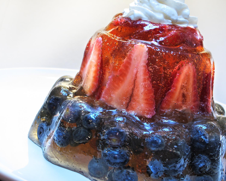 Blueberry – The Jello Mold Mistress of Brooklyn