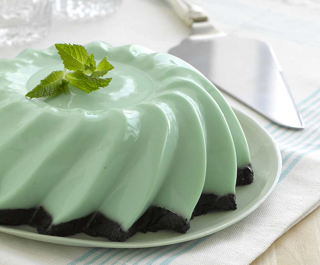 Grasshopper Pie | The Jello Mold Mistress of Brooklyn