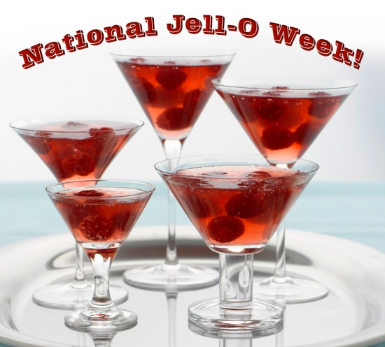 Jello Week Cosmo