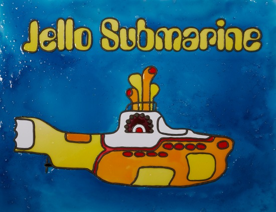 JELLO SUBMARINE53907